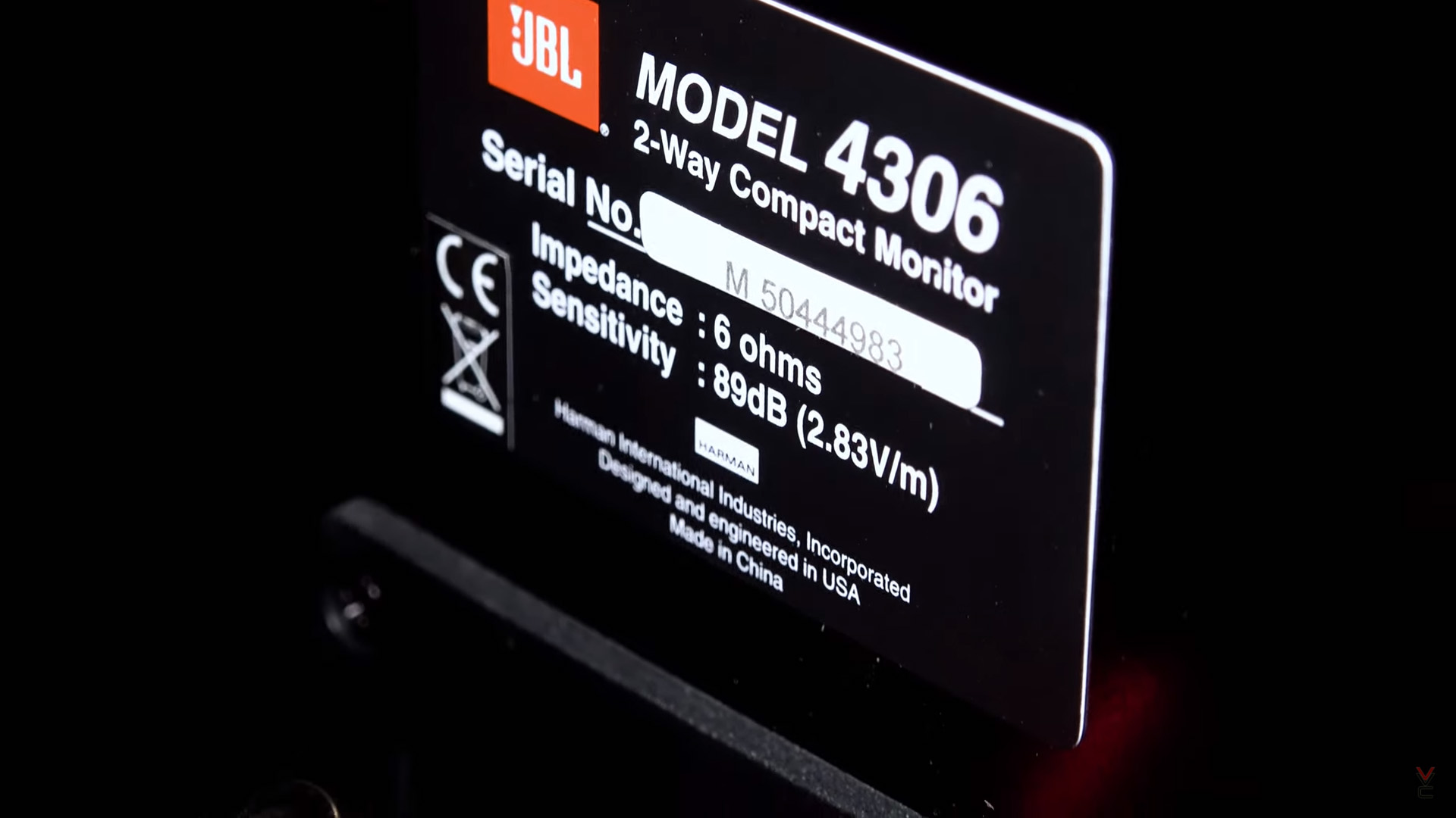 Исключительная точность и достоверность: Valeron слушает мониторы JBL 4306