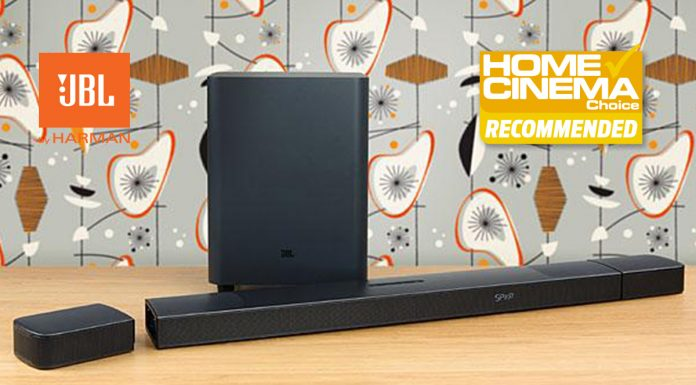 Home Cinema Choice рекомендует JBL Bar 9.1 True Wireless Surround
