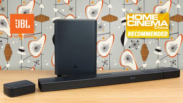Home Cinema Choice рекомендует JBL Bar 9.1 True Wireless Surround
