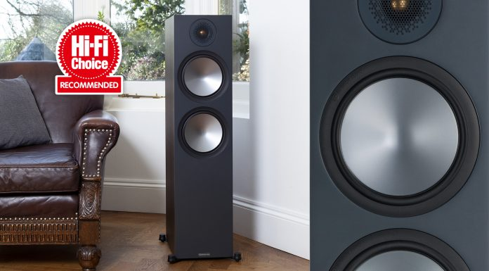 Бронзовый век: Hi-Fi Choice рекомендует Monitor Audio Bronze 500