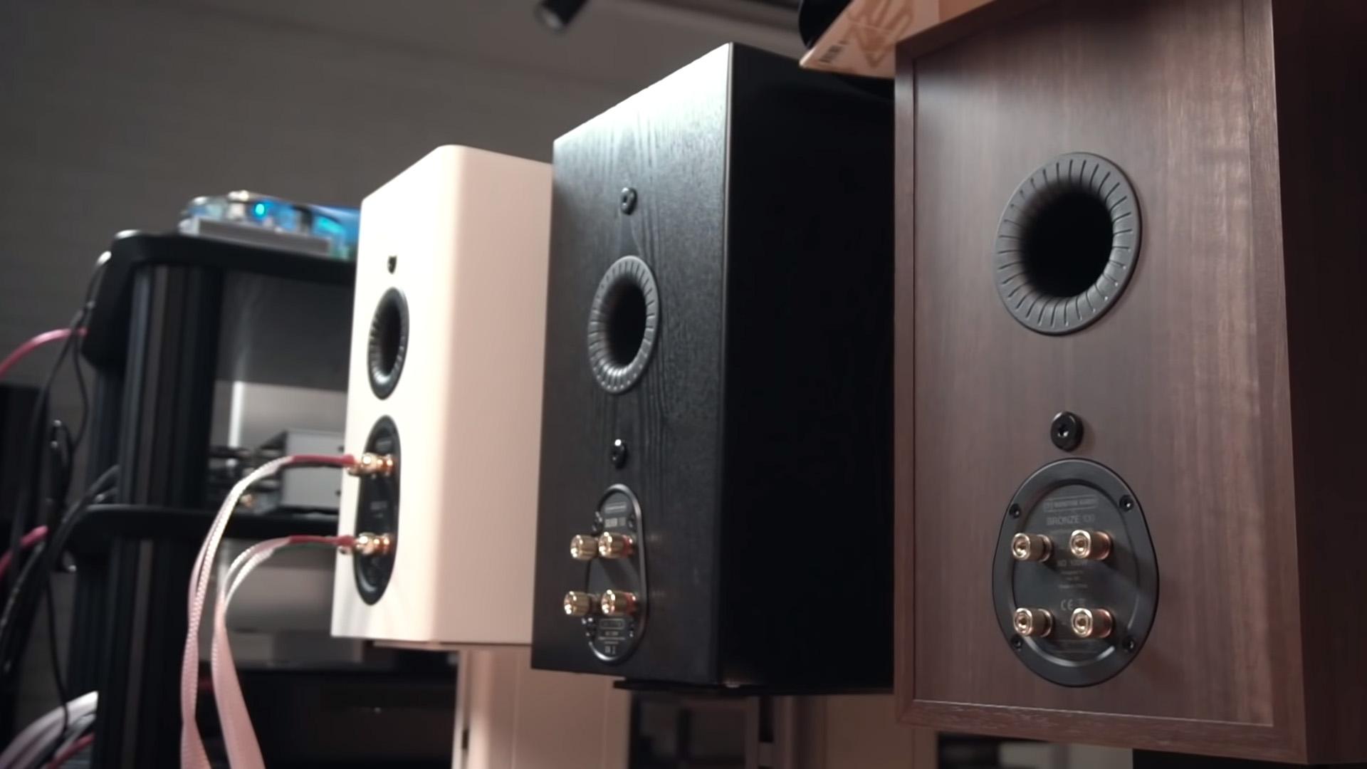 От малого к великому: Михаил Борзенков сравнивает полочники Monitor Audio разных линеек