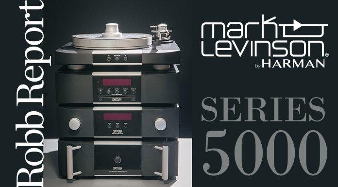 Звуковая синергия: Mark Levinson серии 5000 в обзоре Robb Report