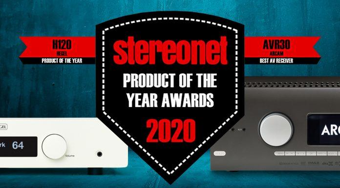 Премия «Продукт года» Stereonet достаётся Arcam AVR30 и Hegel H120