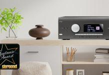 Ураган звука: ресивер Arcam AVR30 в обзоре портала Stereonet