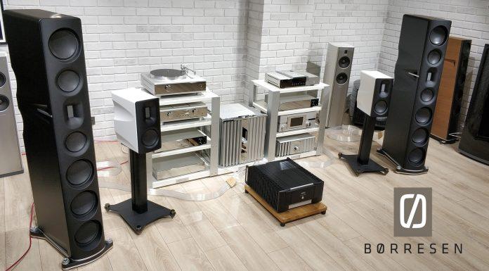 Акустические системы Børresen новой серии Z – уже в России