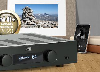 Лучший из лучших: Hi-Fi+ назвал Hegel H95 усилителем года