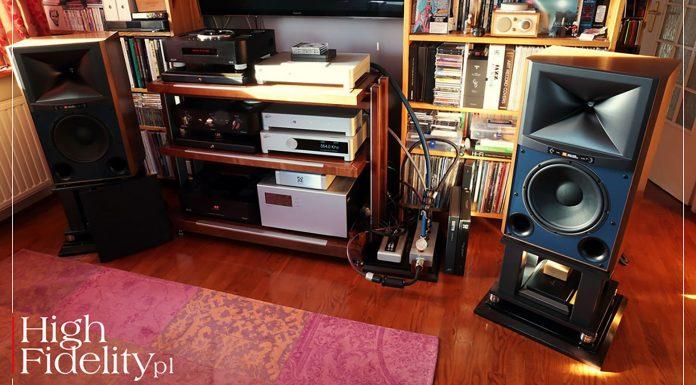 Большой открытый звук: JBL 4349 в обзоре журнала High Fidelity