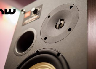 JBL L82 Classic: стильный ретро-дизайн и самое современное звучание
