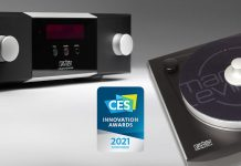 Две модели Mark Levinson получают премию CES Innovation Awards 2021