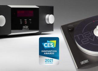 Две модели Mark Levinson получают премию CES Innovation Awards 2021