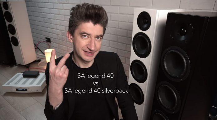Чёрное беспроводное зло против белого пушистого «аналога»: разные варианты подключения колонок SA legend 40