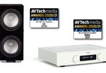 Hegel H120 и REL 212/SX – лауреаты премии AVTech Media Awards 2020/2021