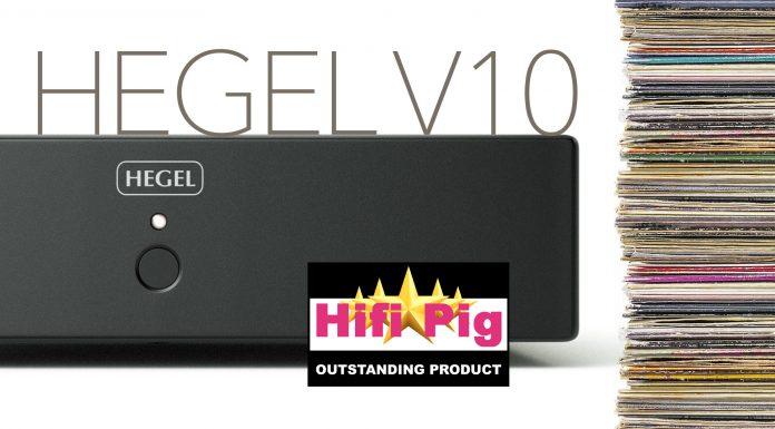 Фонокорректор V10 – ещё один триумф компании Hegel