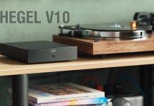 Компания Hegel выпускает свой первый фонокорректор V10