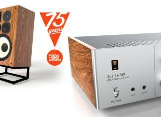 Компания JBL отмечает семидесятипятилетие выпуском юбилейных моделей