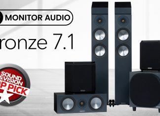 Отличный кинотеатр за разумную цену: комплект 7.1 Monitor Audio Bronze