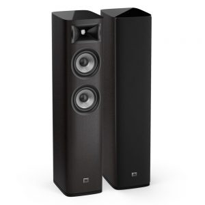 JBL Studio 680 Dark Walnut