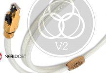 Сетевое соединение класса High End: Nordost Valhalla 2 Ethernet Cable