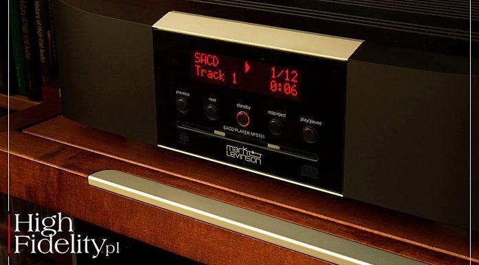 Mark Levinson № 5101 одинаково хорошо воспроизводит SACD и музыкальные файлы