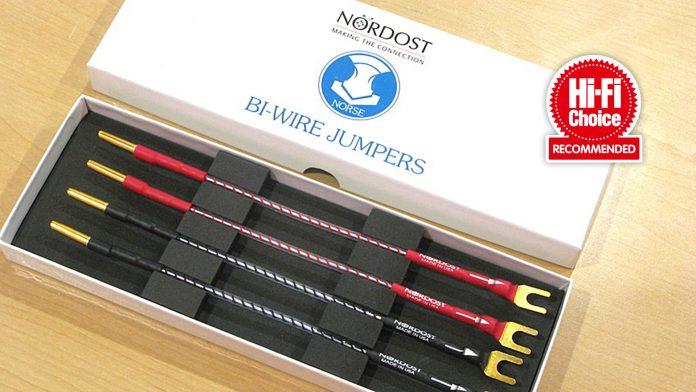 Просто смени перемычки: Hi-Fi Choice рекомендует Nordost Norse 2 Bi-Wire Jumpers