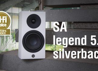 Вызывает зависимость: SA legend 5.2 silverback поразила бывалого аудиофила