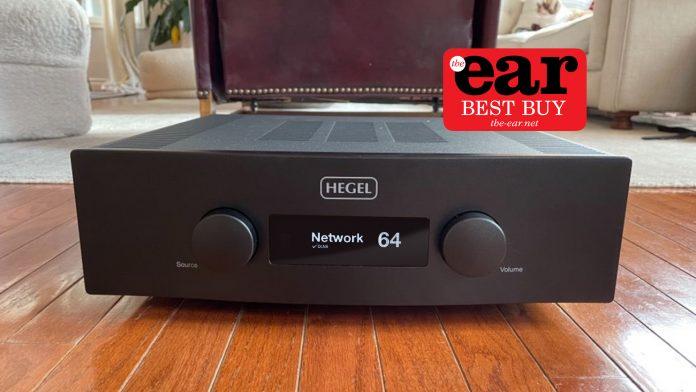 Невозможно не полюбить: усилитель Hegel H390 заработал пять звёзд от портала the-ear.net