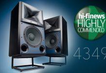 Hi-Fi News рекомендует новую классику: акустические системы JBL 4349