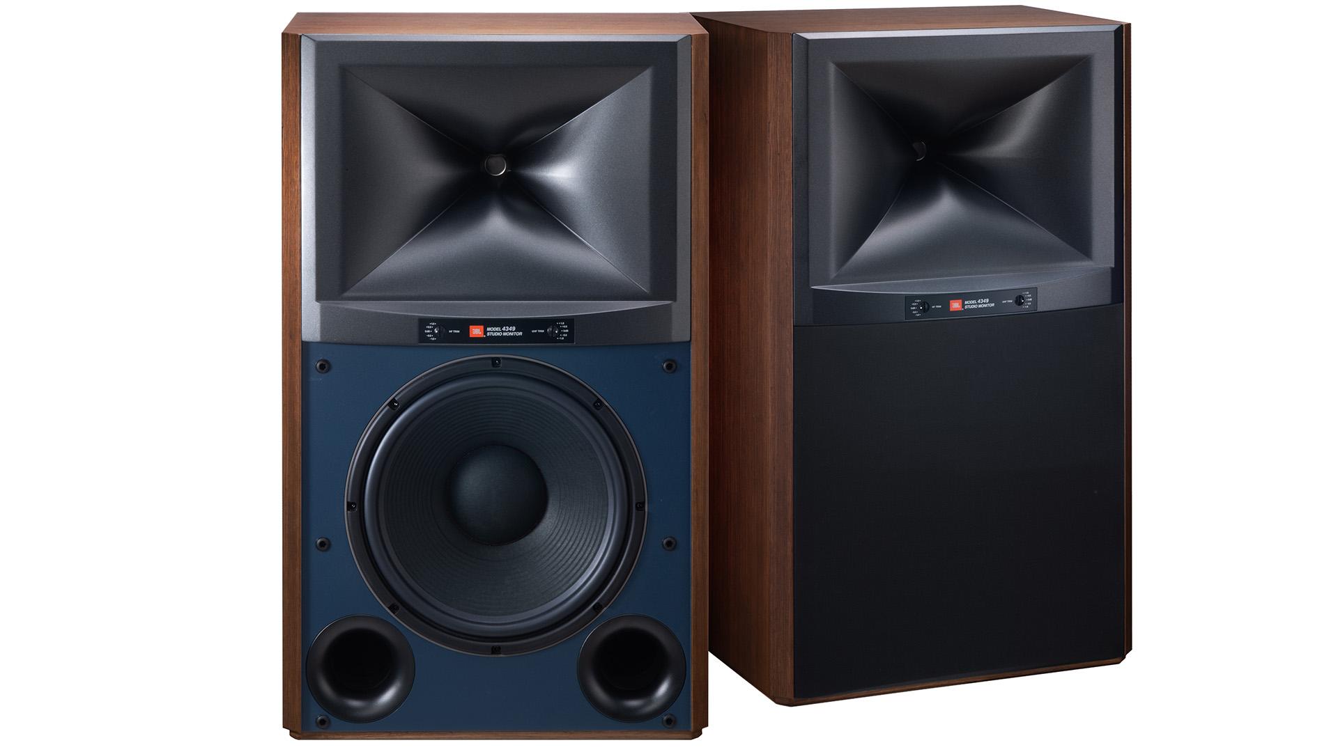 Hi-Fi News рекомендует новую классику: акустические системы JBL