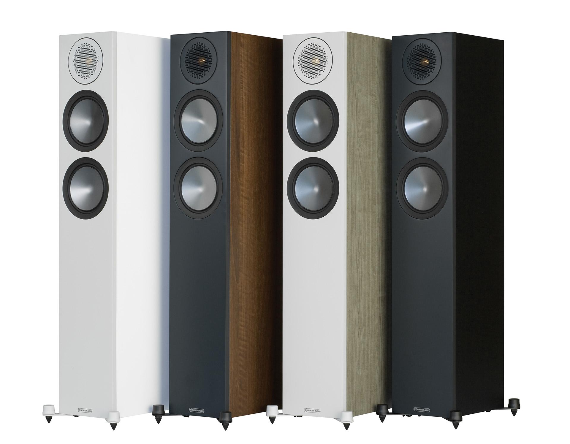 Baм нужно их услышать: Саймон Лукас под впечатлением от Monitor Audio Bronze 200
