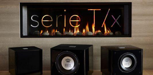 Компания REL представляет новую линейку сабвуферов T/x
