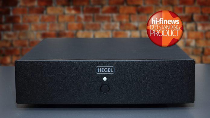 Фонокорректор Hegel V10: ещё один превосходный продукт из Осло