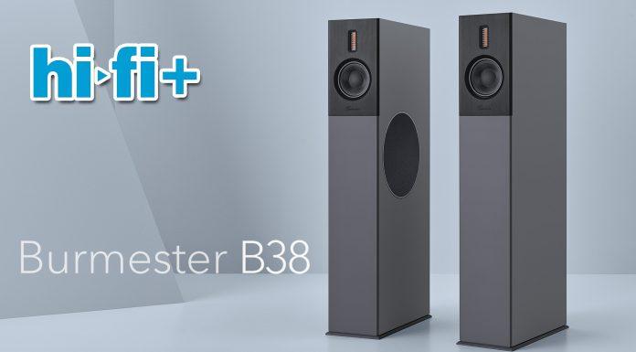 Оправдывают репутацию: напольные акустические системы Burmester B38