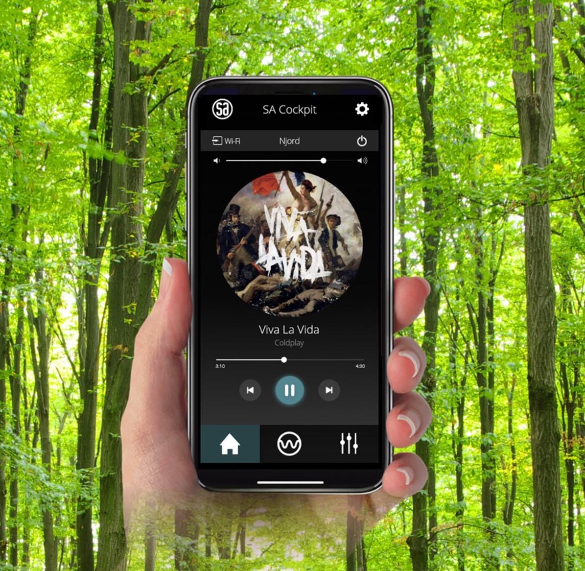 Передатчик System Audio Stereo Hub готов работать со Spotify HiFi