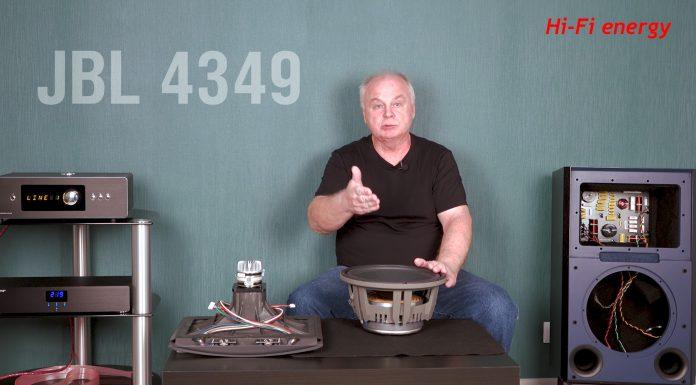 Анатомический обзор: на канале Hi-Fi Energy разобрали JBL 4349