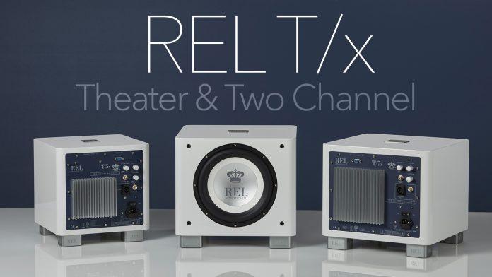 Территория баса: REL T/x – лучшие сабвуферы для музыки
