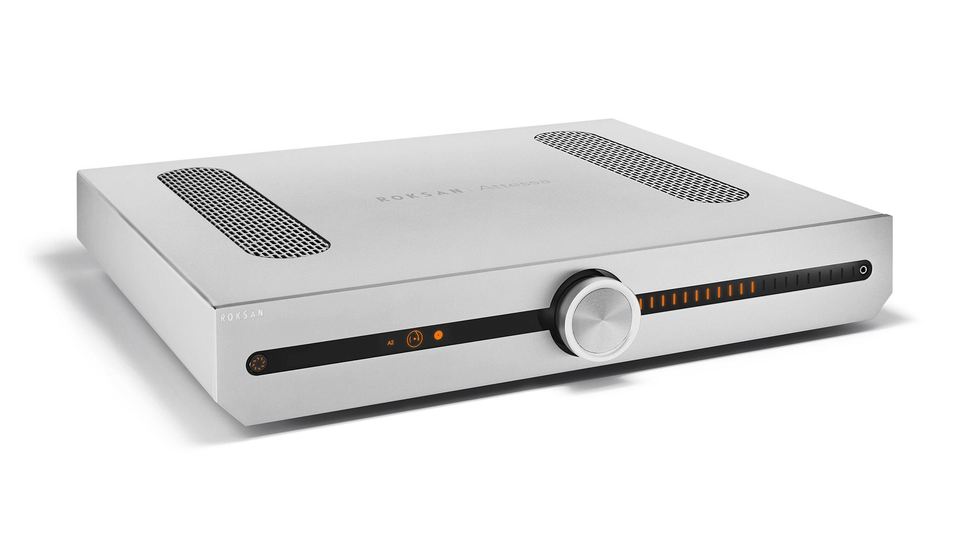 Attessa Integrated Amplifier