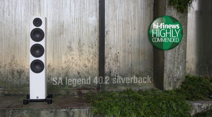 Наборы настроек реализуют потенциал акустики SA legend 40.2 silverback