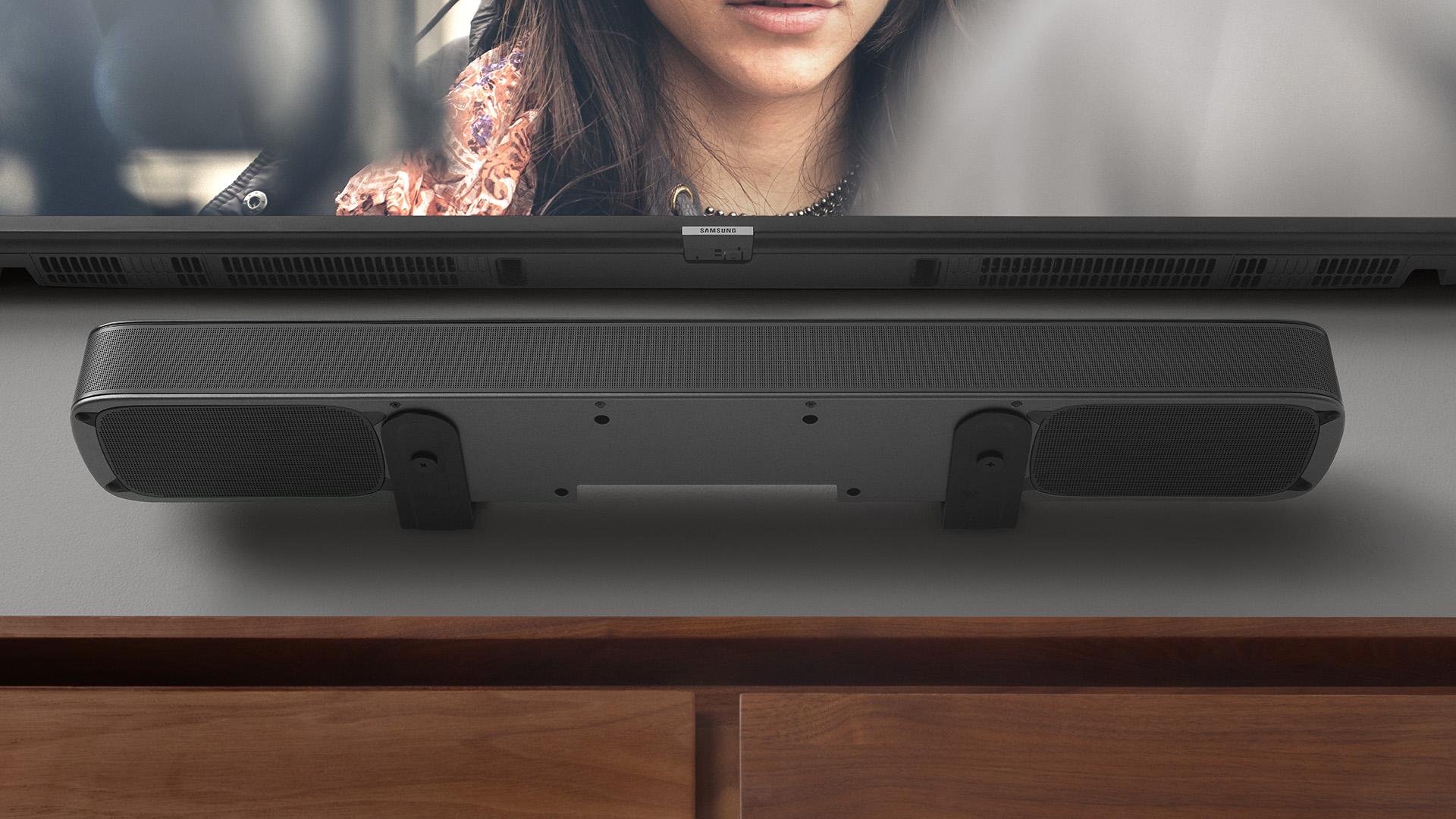 JBL Bar 5.0 MultiBeam обеспечивает полное погружение с системой Virtual Atmos