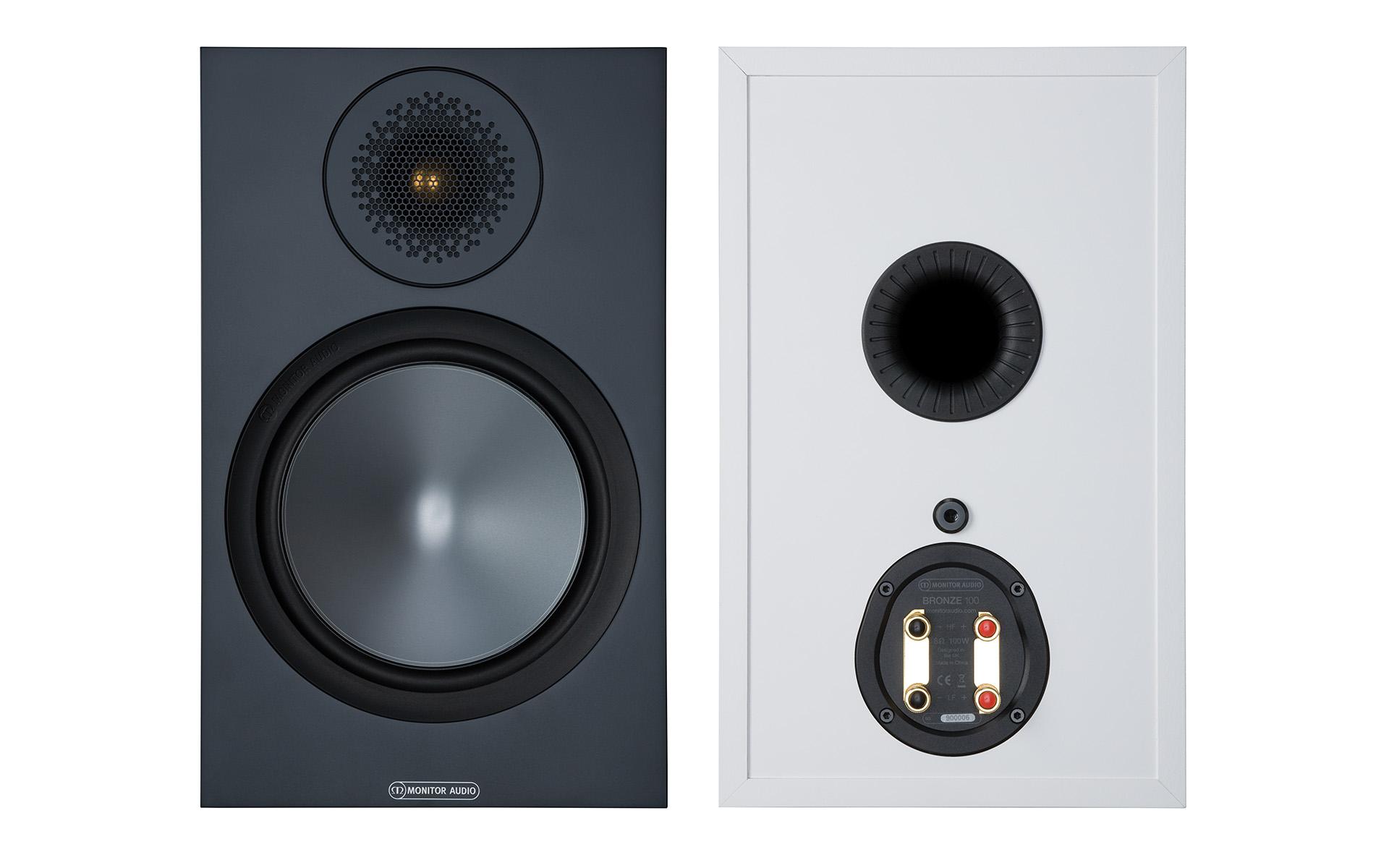 Monitor Audio Bronze 100: когда качество доступно