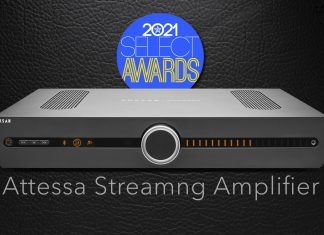 Roksan Attessa Streamng Amplifier назван лучшей системой дешевле £2000