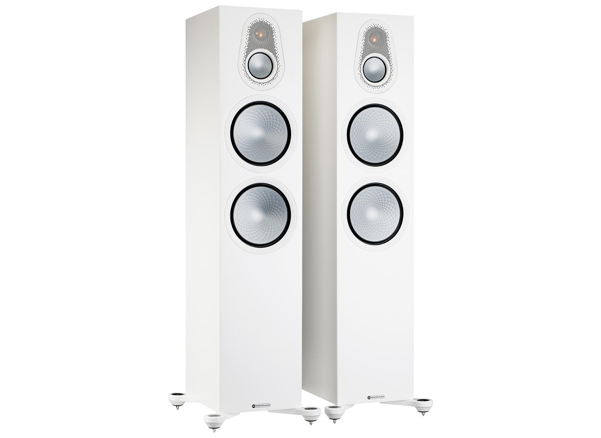 Масштабно звучит и шикарно смотрится: Monitor Audio Silver 500 7G
