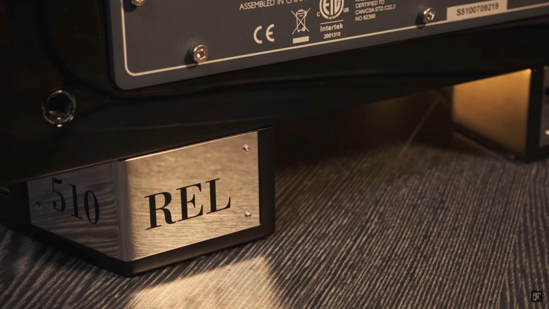 Сабвуфер REL S/510: тайное оружие за четверть миллиона