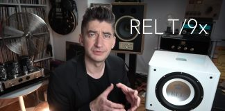 Сабвуфер REL T/9x – новый фаворит Михаила Борзенкова