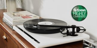 Самая стильная: Hi-Fi News тестирует вертушку Attessa Turntable от Roksan
